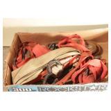 Tie down straps (5pcs)