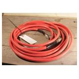 PVC air hose - red
