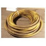 PVC air hose - yellow