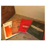 Detroit Diesel / GM Diesel Parts manuals & Books