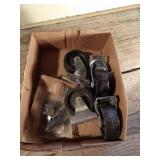 Casters: set of 5