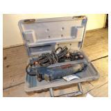 Ryobi rotary tool, Dremel bits & case