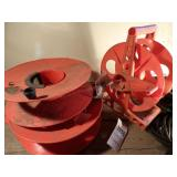 extension cord reels & tote