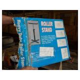 Heavy duty Material roller stand