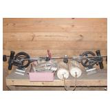 4pc Fishing Outriggers & More