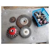 wire wheels & die grinder bits