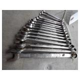Craftsman combination wrenches - Metric