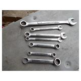 craftsman SAE combination wrenches