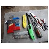 cutting tools - assortment