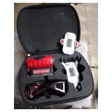craftsman laser level w/ soft case