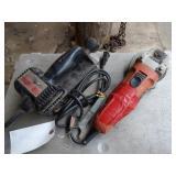 """skil 3"""" belt sander & angle grinder"""