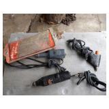 electric glue gun & engraver
