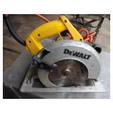 """Circular saws 7 1/4"""" (dewalt & rockwell)"""