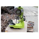 Chainsaw sharpener