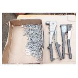 pop rivets & rivet guns