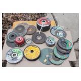 "4"" cutoff wheels & abrasives"