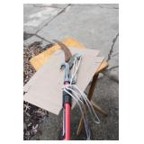Pole pruner / pole saw