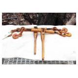 Ratcheting chain binders