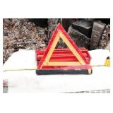 roadside safety triangles