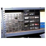 hardware sorters, lab pins, nails & screws