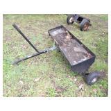 rugid yard airator - pull behind