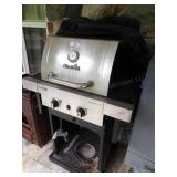 charbroil stainless LP Grill