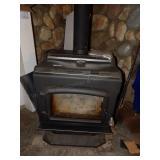 drollet free standing wood burner