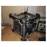 Bosch power box battery charger & audio