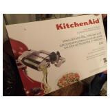 kitchenaid mixer attachement - apple peeler