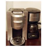 Mr. Coffee & farberware cofffee pot