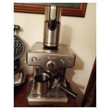 brewville cuppachino macine & coffee grinder