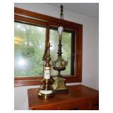 pair of end table lamps