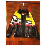 skidoo jacket - leather