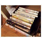 DVD assortment