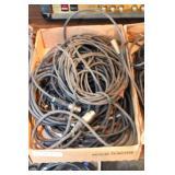XLR audio cables