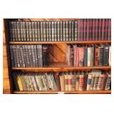 Books - 5 shelves