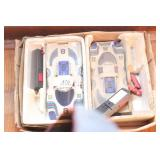 Porsche 917K RC cars & microscope