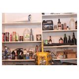 Paint, Fiberglass, lubricant & gardening