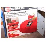 EZ Clean Surface cleaner attachment