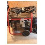 Porter cable 5250 watt electric generator