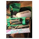 Garden cart, sprayers & acessories