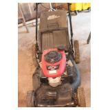 Craftsman GCV 160 Lawnmower w/ bagger