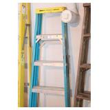 fiberglass Werner ladder
