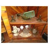 glassware & figurines