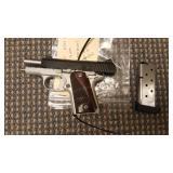 Gun: Kimber Micro 991.000 semi auto