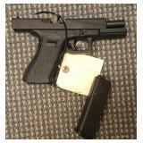 Gun: Glock 22 semi auto 40 cal