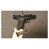 Gun: S&W 22 Compact semi auto 22