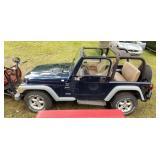 2000 Jeep TJ Sport 4.0L
