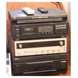 LaFayette, Kenwood, Onkyo Receivers & DVD Player
