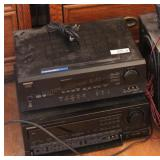 Kenwood & Onkyo stereo equipment